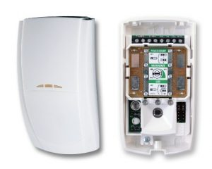 Wireless Burglar Alarm Sensor Ash