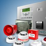 Types of Fire Alarm Upton Grey