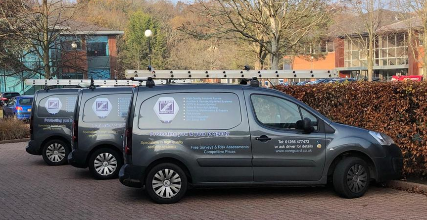 Care Guard Security Ltd Fleet